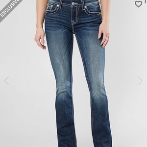 Miss me boot jean size 27